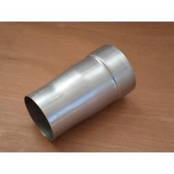 Adaptateur conique à collerette inox 304 L