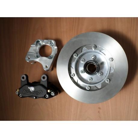 Kit gros frein AV. 4 pistons
