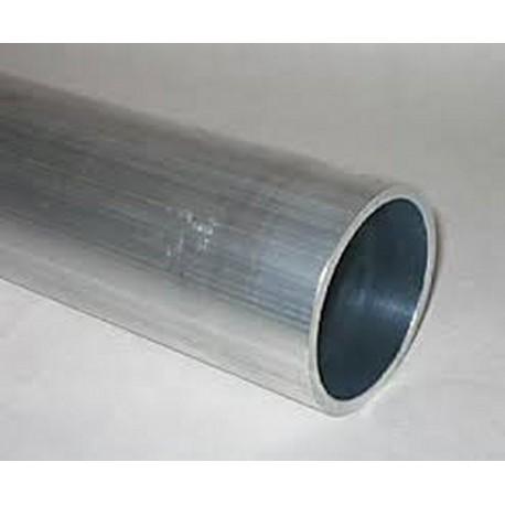 Tube aluminium 6060 Diamètre 25