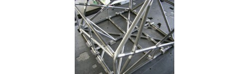 Fabrication train roulant et chassis