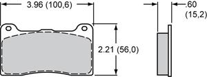 plaquette frein