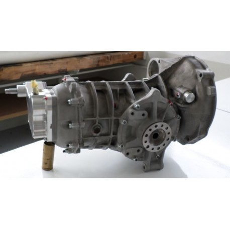 Révision & Modification B.V. Hewland MK9